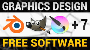 Top 10 Best Free Graphic Design Software for Windows & MAC